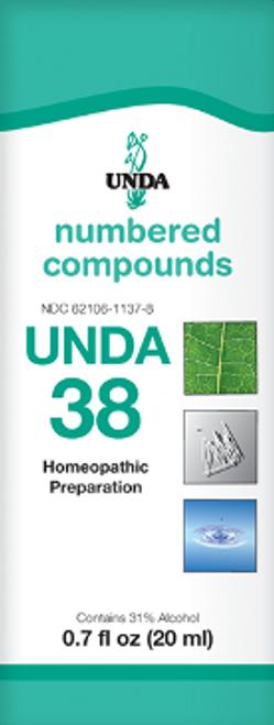 UNDA #38 0.7 fl oz (20 ml)