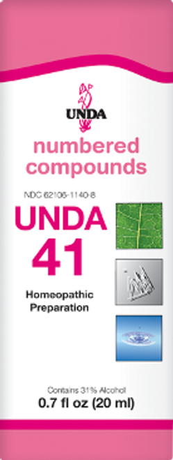 UNDA #41 0.7 fl oz (20 ml)