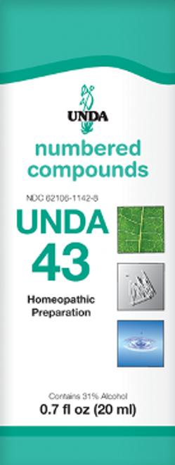 UNDA #43 0.7 fl oz (20 ml)