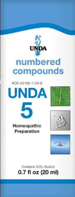 UNDA #5 0.7 fl oz (20 ml)