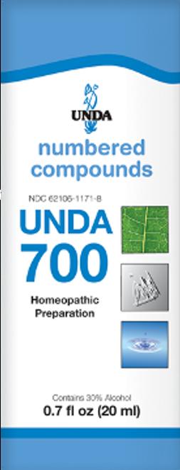 UNDA #700 0.7 fl oz (20 ml)