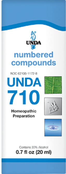 UNDA #710 0.7 fl oz (20 ml)