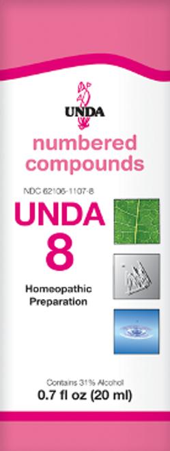 UNDA #8 0.7 fl oz (20 ml)