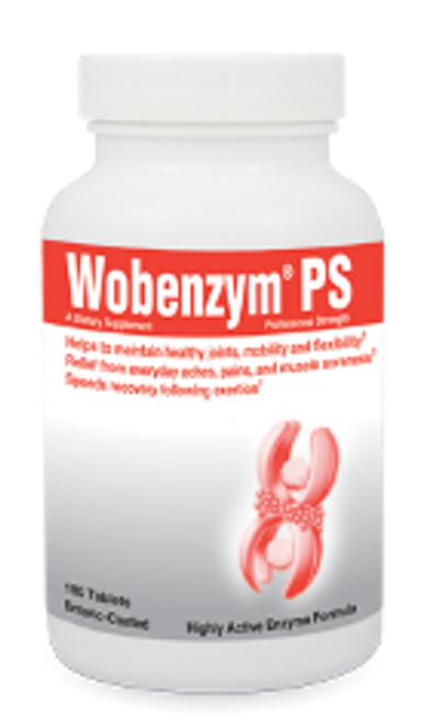 Wobenzym PS 180 enteric-coated tablets