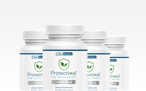 LifeBiotic Protectival 90 tabs 4 pack