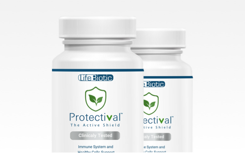 LifeBiotic Protectival 90 tabs 2 pack