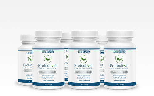 LifeBiotic Protectival 90 tabs 6 pack
