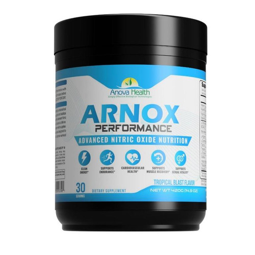 ARNOX Performance 16.82 oz. 430 grams 30 servings