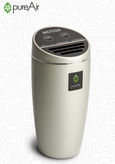 GreenTech Environmental PureAir Motion  Champagne Air Purification System