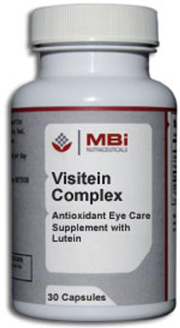 MBi Nutraceuticals Visitein Complex 30 Capsules