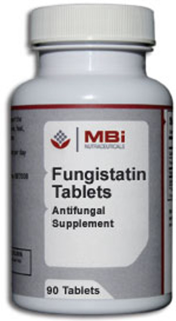 MBi Nutraceuticals Fungistatin 90 Tablets