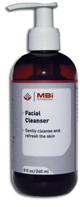 MBi Nutraceuticals Facial Cleanser 8 oz.
