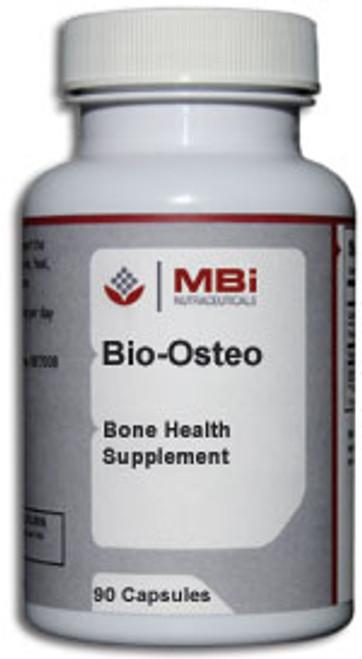 MBi Nutraceuticals Bio-Osteo 90 Capsules