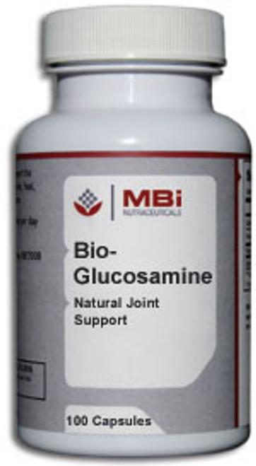 MBi Nutraceuticals Bio-Glucosamine 100 Capsules
