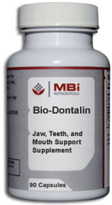 MBi Nutraceuticals Bio-Dontalin 90 Capsules