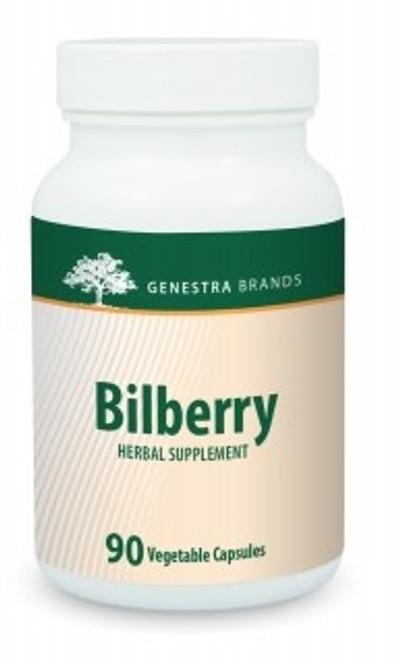 Genestra Bilberry 60 Capsules