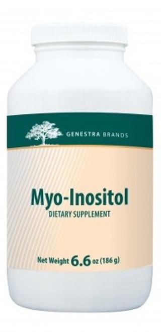 Genestra Myo-Inositol 6.6 oz (186g)