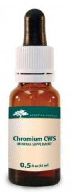 Genestra Chromium CWS 0.5 fl oz (15 ml)
