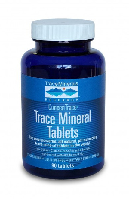 Trace Minerals Tablets 300 Count