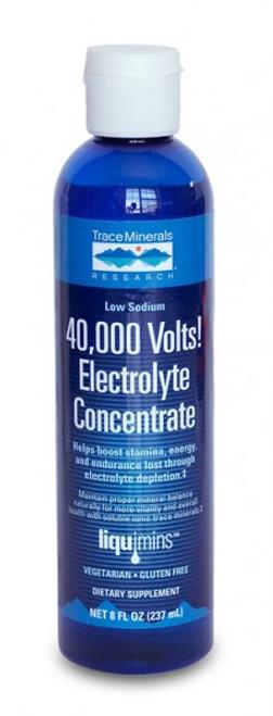 Trace Minerals 40,000 VOLTS! 8 oz.