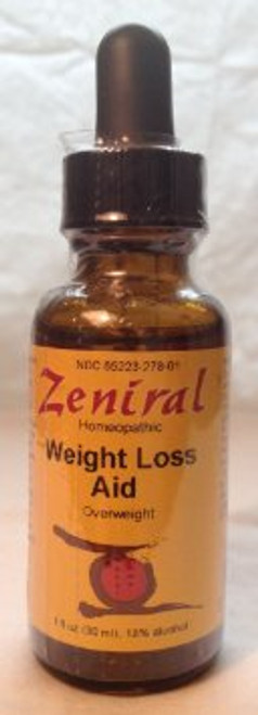 Zeniral Weight Loss Aid 1 oz
