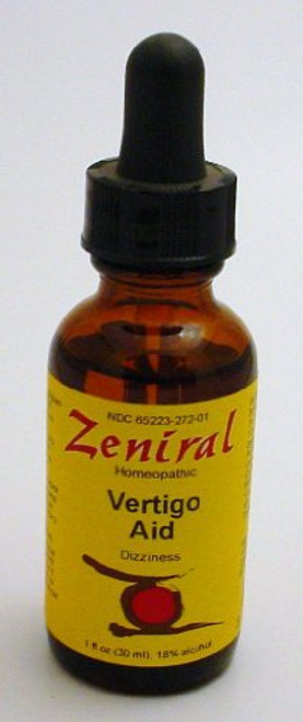 Zeniral Vertigo Aid 1 oz