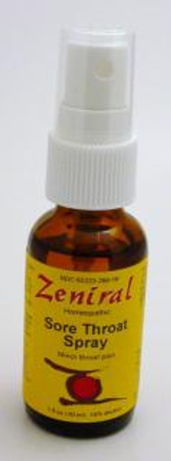 Zeniral Sore Throat Spray 1 oz