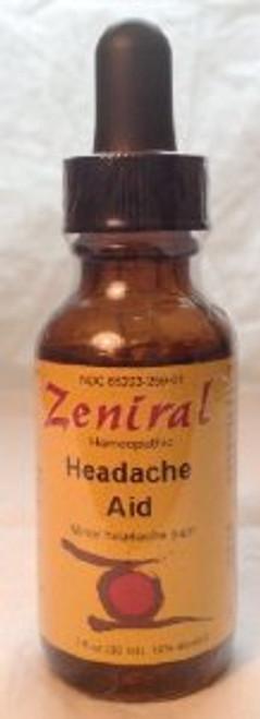 Zeniral Headache Aid 1 oz
