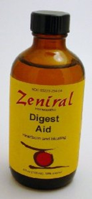 Zeniral Digest Aid 4 oz