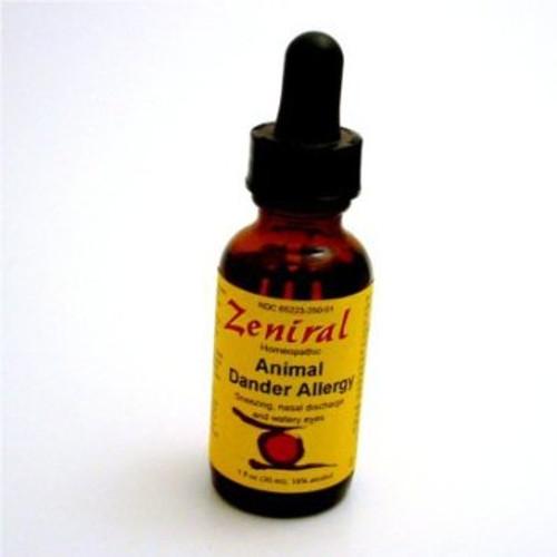 Zeniral Animal Dander Allergy 1 oz