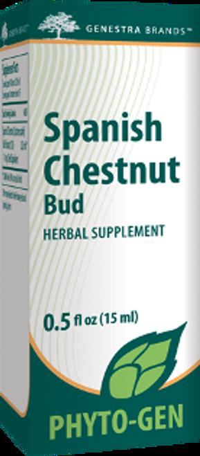 Genestra Spanish Chestnut Bud 0.5 fl oz (15 ml)