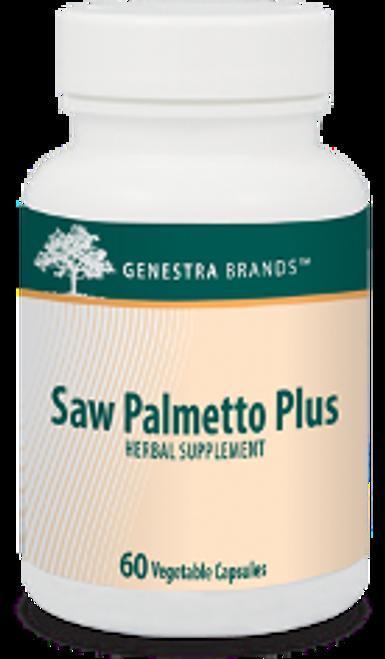 Genestra Saw Palmetto Plus 60 capsules
