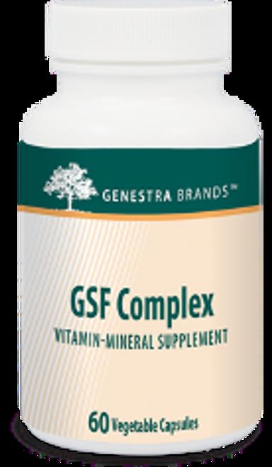 Genestra GSF Complex 60 Capsules