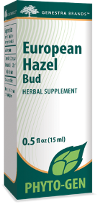 Genestra European Hazel Bud 0.5 fl oz (15 ml)