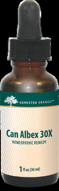 Genestra Can-Albex 30X 1 fl oz (30 ml)