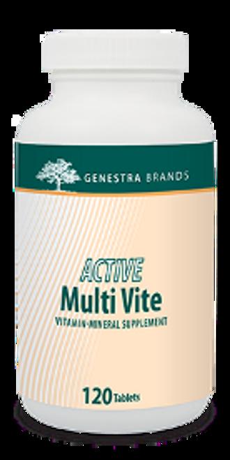 Genestra Active Multi Vite 120 Tablets