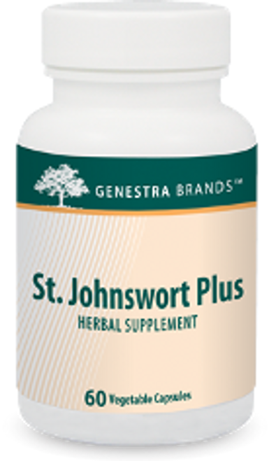 Genestra St. Johnswort Plus 60 Vegetable Capsules