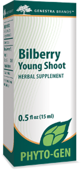 Genestra Bilberry Young Shoot 0.5 fl oz (15 ml)