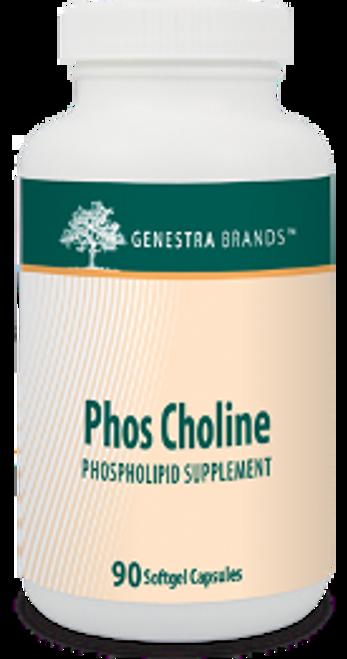 Genestra Phos Choline 90 Capsules