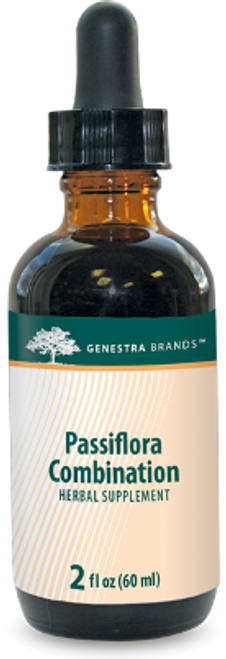 Genestra Passiflora Combination 2 fl oz (60 ml)