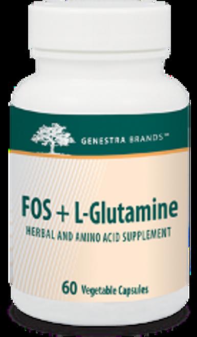 Genestra FOS + L-Glutamine 60 capsules