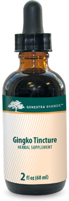 Genestra Ginkgo Tincture 2 fl oz (60 ml)