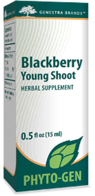Genestra Blackberry Young Shoot 0.5 fl oz (15 ml)