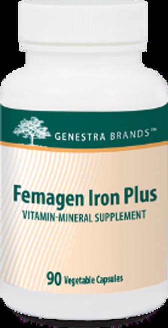 Genestra Femagen Iron Plus 90 capsules