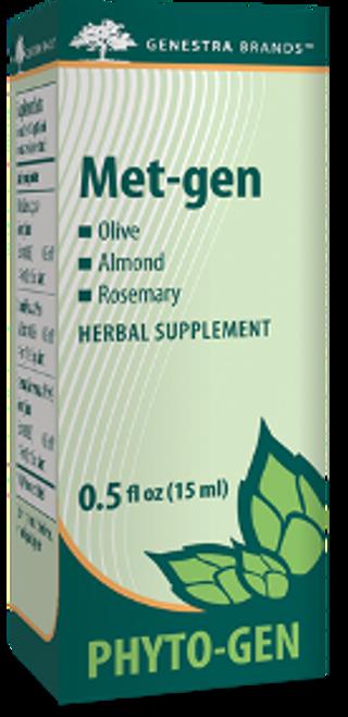 Genestra Met-gen 0.5 fl oz (15 ml)