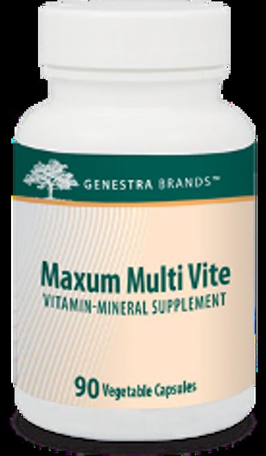 Genestra Maxum Multi Vite 90 Vegetable Capsules