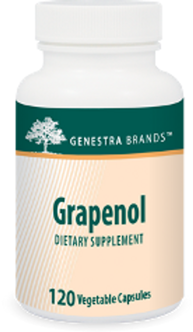 Genestra Grapenol 120 Capsules