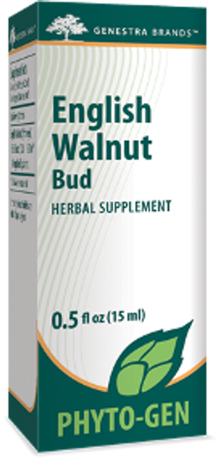 Genestra English Walnut bud 0.5 fl oz (15 ml)