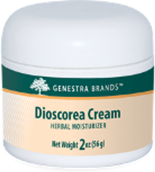 Genestra Dioscorea Cream 2 oz (56 grams)