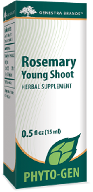 Genestra Rosemary Young Shoot 0.5 fl oz (15 ml)